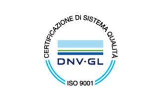 Il DNV è un ente accreditato per la certificazione dei sistemi di gestione aziendale per qualità, ambiente, sicurezza e certificazione di prodotto